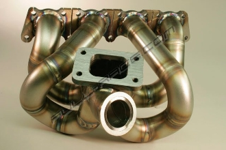 Full-Race 1.8T longitudinal ProStreet Turbo Manifold